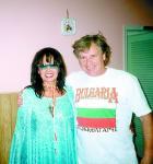 Евгени Душанов с Йорданка Христова
