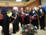 Георги Костов на юбилейния си концерт по случай 50 години творческа дейност
