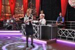 Росица Кирилова представи в Шоуто на Иван и Андрей новата си песен Колко те обичам
