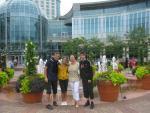 Дует Шик с децата си Рада и Никола