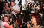 Фамилия Тоника пя за първия рожден ден на пиано-бар Чикаго