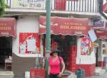 Йорданка Христова на улица България в Мексико