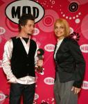 Камелия Тодорова дава интервю на Мад ТВ