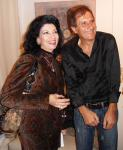 Панайот Панайотов с Диана Дафова на промоцията на Маги Гигова